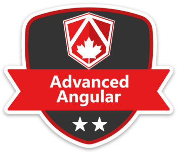 Advanced Angular training course