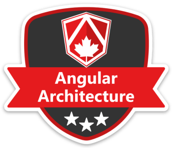 Angular Architecture training course