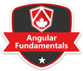 Angular fundamentals training course