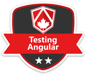 Angular testing training course