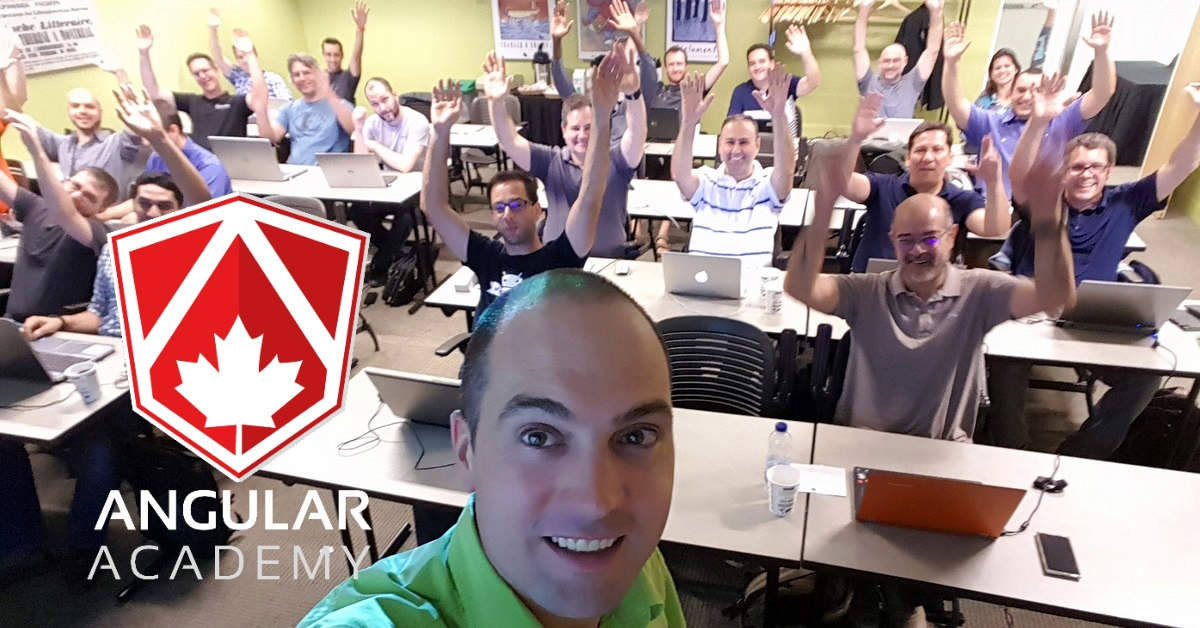 Angular Academy Workshop Training